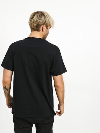 Thrasher Intro Burner T-shirt (black)