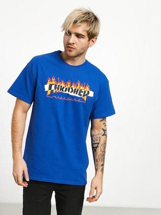 Thrasher Ripperd T-shirt (royal blue)