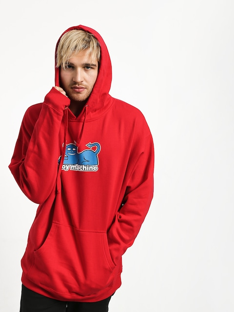 Toy Machine Devil Cat HD Hoodie