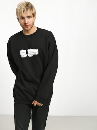 Toy Machine Crew Fists Sweatshirt (black)