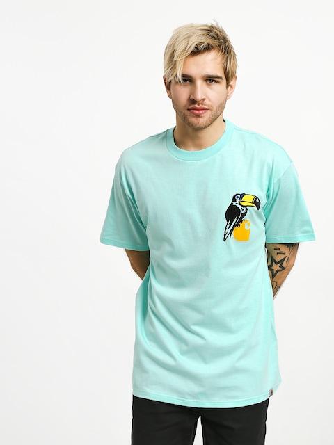 Carhartt WIP Nosebird T-shirt (light yucca)
