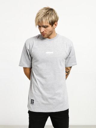 MassDnm Classics Small Logo T-shirt (light heather grey)