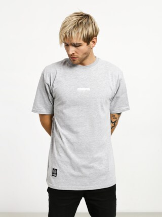MassDnm Classics Small Logo T-shirt (light heather grey)