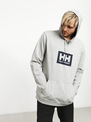 Helly Hansen Tokyo HD Hoodie (grey melange)