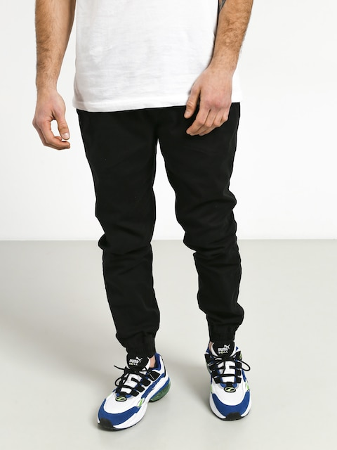Diamante Wear Smokers Club Jogger Pants (black)