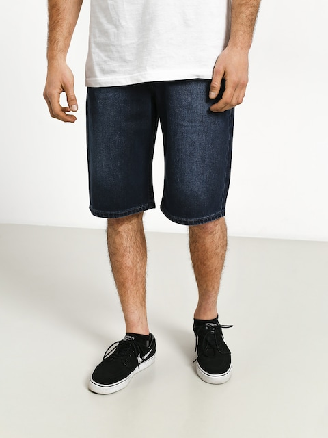 MassDnm Base Regular Fit Shorts (dark blue)