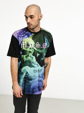 MassDnm XOXO T-shirt (multicolor/black)