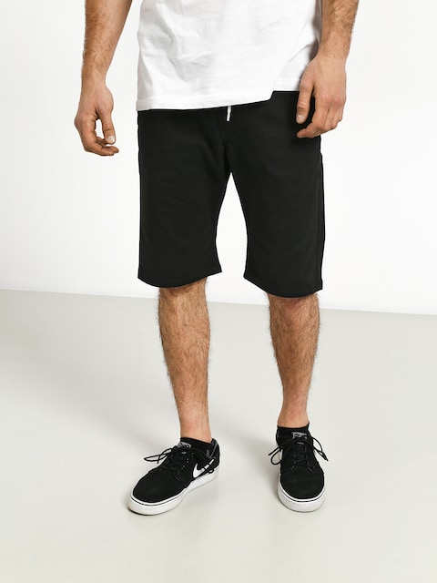 MassDnm Classics Straight Fit Shorts (black)