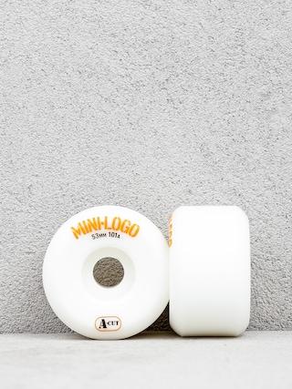 Minilogo Whl Mini Logo A Cut Wheels (white)