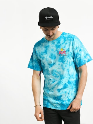 DGK Lost In Paradise T-shirt (white/turquoise)