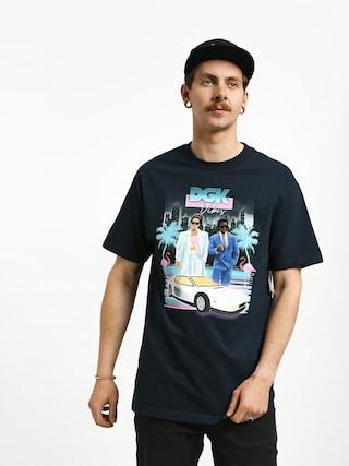 DGK Vibes T-shirt (navy)