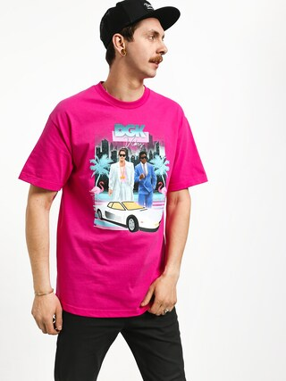 DGK Vibes T-shirt (pink)