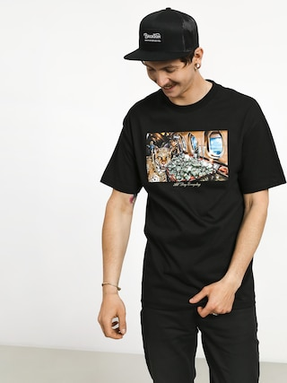 DGK Mile High T-shirt (black)