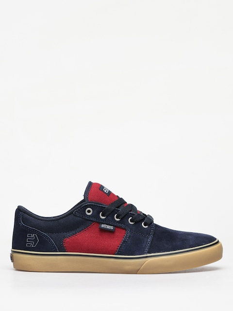 Etnies Barge Ls Shoes (navy/red/gum)