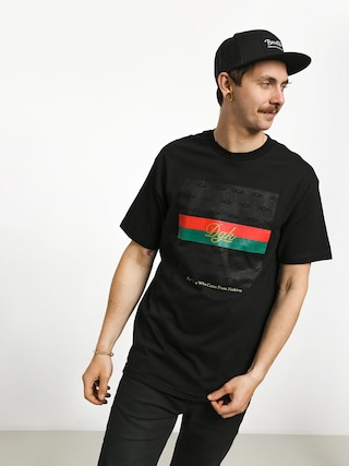 DGK Lux T-shirt (black)