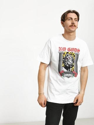 DGK No Gods T-shirt (white)