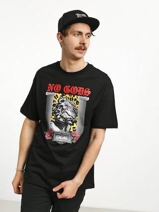 DGK No Gods T-shirt (black)