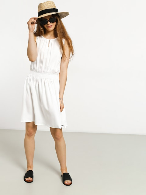 Element Someone Dress Wmn (optic white)