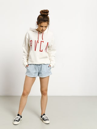 RVCA Stilt HD Hoodie (antique white)