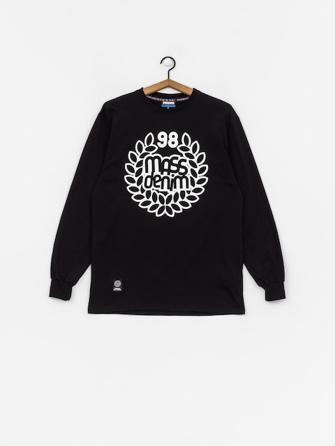 MassDnm Base Longsleeve (black)