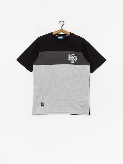MassDnm T3 T-shirt (light heather grey)