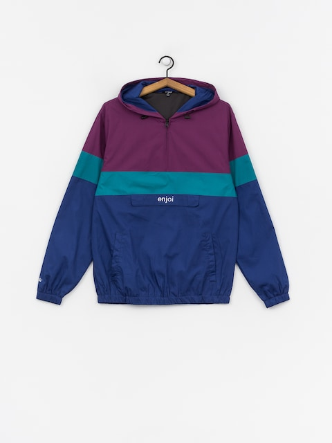 Enjoi Handout Windbreaker Jacket (purple)