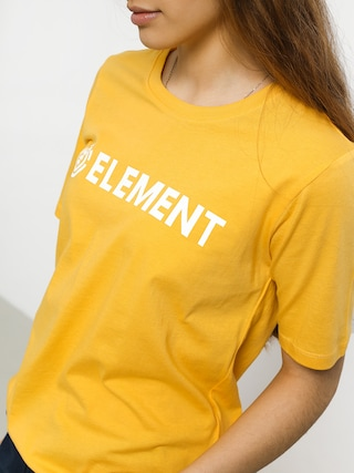 Element Logo Cr T-shirt Wmn (banana)