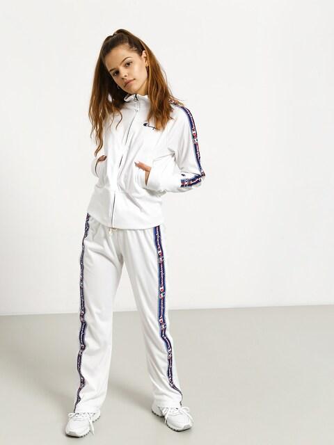 Champion Premium Straight Hem Pants Pants Wmn (wht)