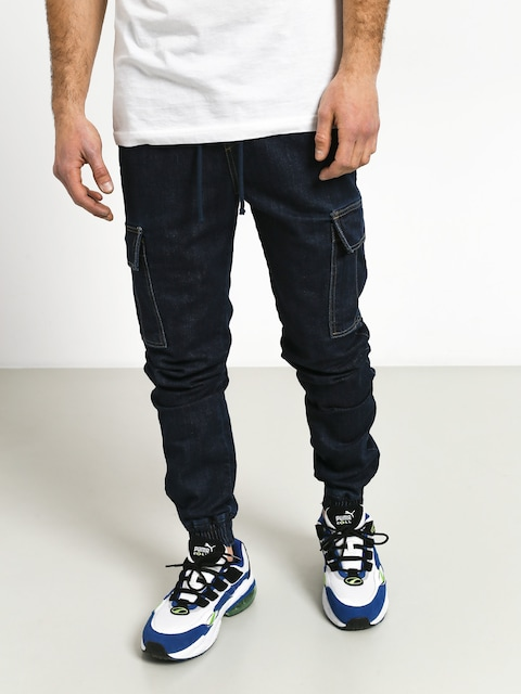 Diamante Wear Rm Hunter Jogger Pants (dark jeans)