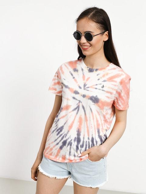Volcom Zipn N Tripn T-shirt Wmn