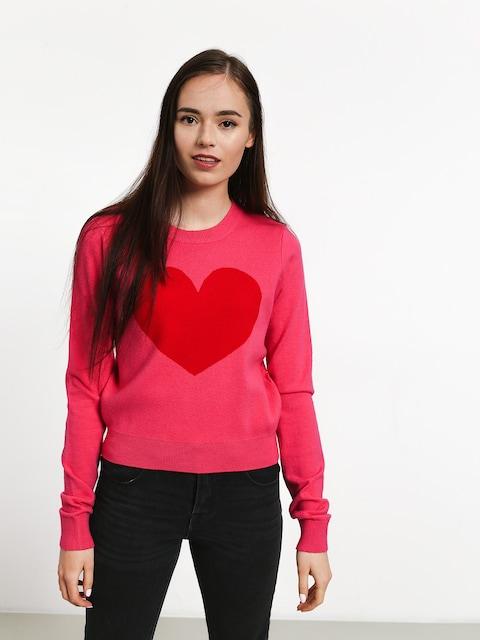 Volcom Gmj Heart Sweater Sweater Wmn (epk)