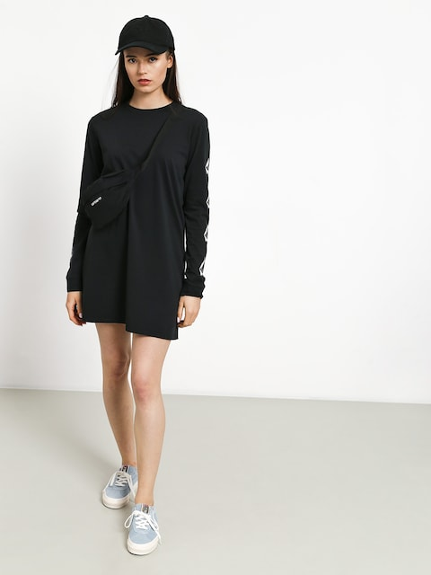 Volcom What A Trip Dress Wmn (blk)