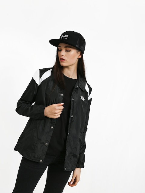 Volcom Coah Up Jacket Wmn (blk)