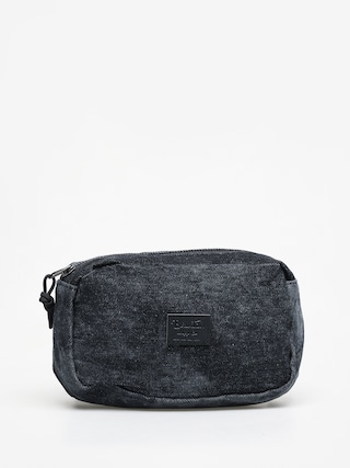Brixton Stewart Hip Pack Bum bag (black acid wash)