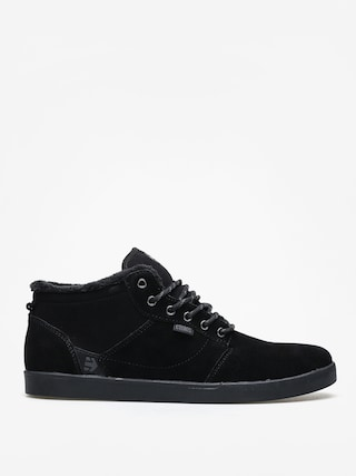 Etnies Jefferson Mid Shoes (black/black)