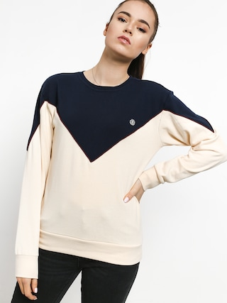 Element Overnight Sweatshirt Wmn (white smoke)
