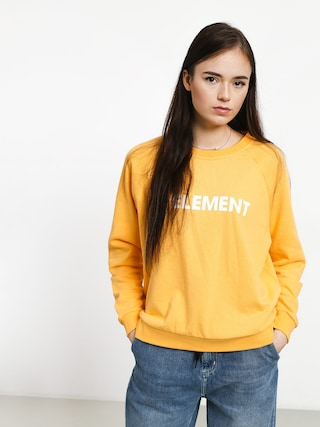 Element Logic Sweatshirt Wmn (banana)