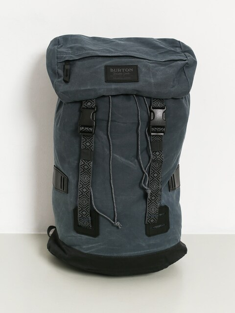 Burton Tinder Backpack (dark slate waxed cnv)
