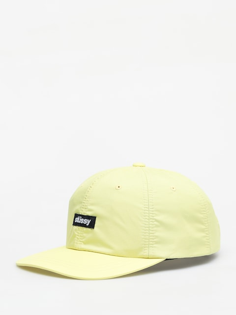 Stussy Poly Ripstop Low Pro ZD Cap (yellow)