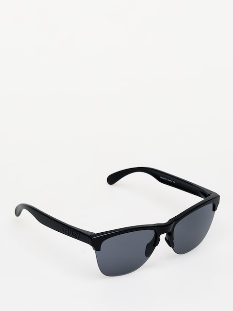 Oakley Frogskins Lite Sunglasses (matte black/grey)