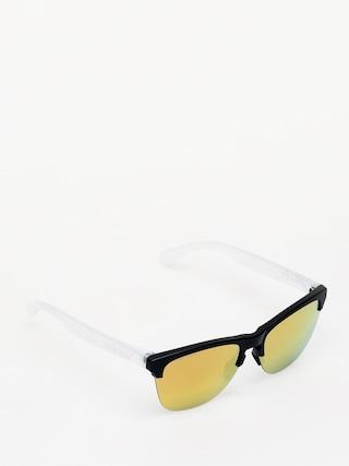 Oakley Frogskins Lite Sunglasses (matte black/prizm rose gold)
