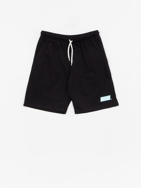 MassDnm Big Box Shorts (black)