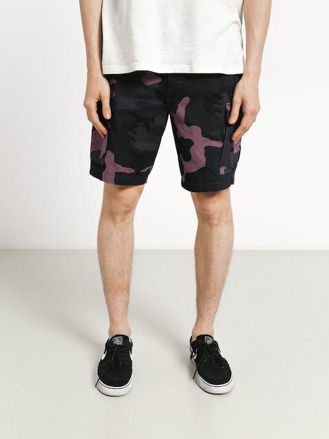 b3d15ed507 Brixton Shorts Toil II Hemmed (black)