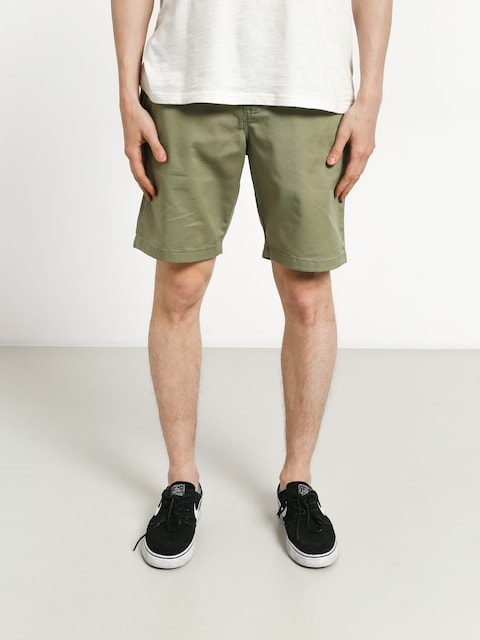 Vans Authentic Stretch Shorts (oil green)