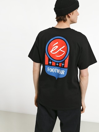 Es Court Logo T-shirt (black)