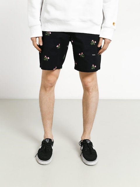 Vans Authentic Printed Shorts (night rose)