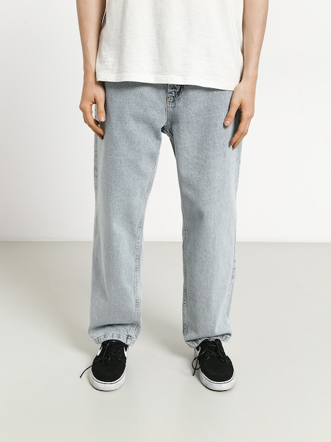 Polar Skate 93 Denim Pants (light blue)