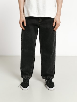 Polar Skate 93 Denim Pants (washed black)