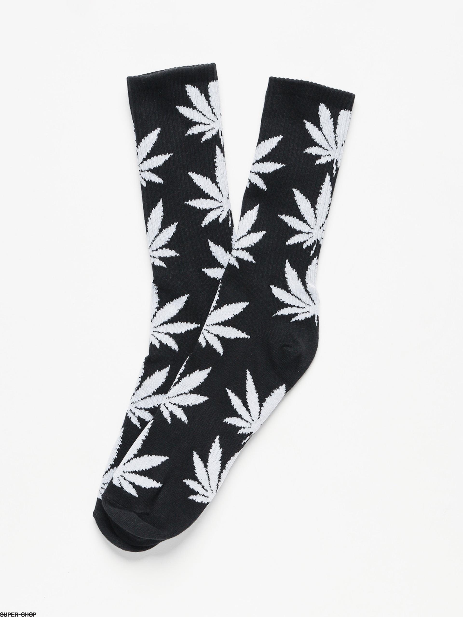 super promocje cała kolekcja Darmowa dostawa HUF Plantlife Socks (black)