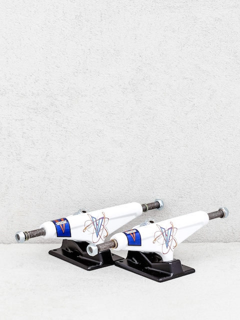 Venture Trent Atomic V Lgt Lo Trucks (white/black)